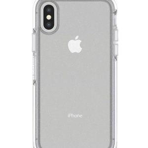 Otterbox iPhone X Symmetry Series Clear Glitter